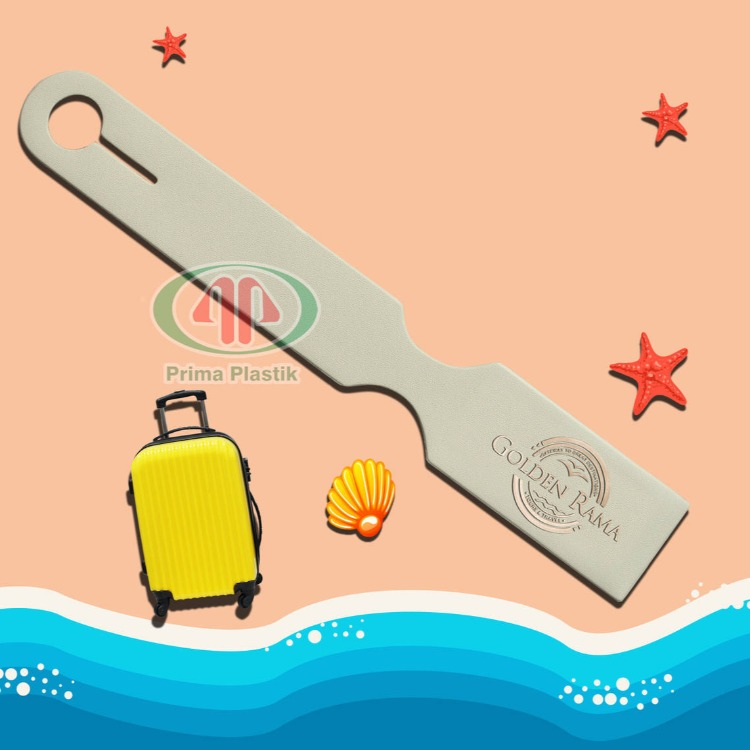 LUGGAGE TAG (Model 1) / PENANDA KOPER