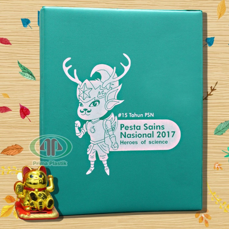 COVER AGENDA PRESS / SAMPUL AGENDA (Sablon)