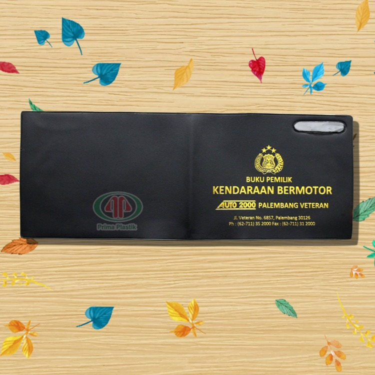 COVER BPKB / SAMPUL BPKB