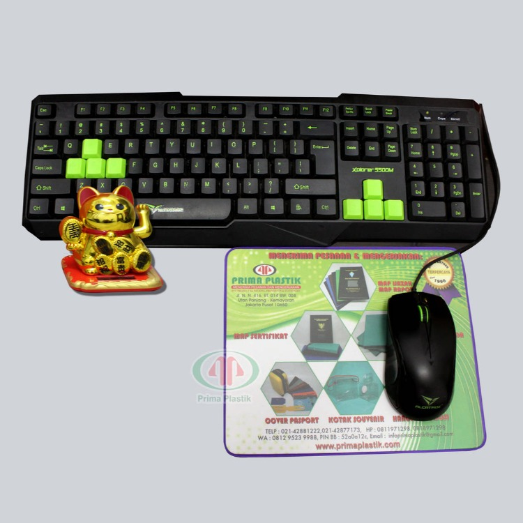 Mouse Pad / Mousepad / Mouse Pad Komputer / Mouse Pad Laptop / Mouse Pad PC / Mouse Pad Custom